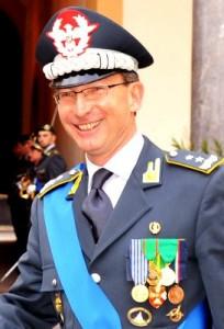 Fabrizio Cuneo - generale di Stato Maggiore della Guardia di Finanza