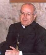 Monsignor Luigi Bressan - Arcivescovo di Trento.