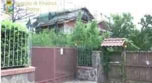 - Un secondo immobile in ristrutturazione sequestrato dalla Guardia di Finanza di Roma