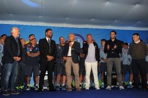 DIMARO - La presentazione della squadra (Foto Italo Cuomo)
